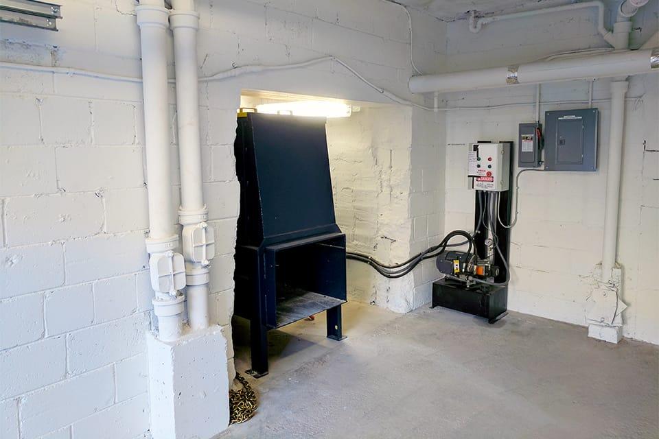 Compactor Room 19